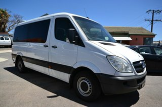 2012 Mercedes-Benz Sprinter 906 MY11 316CDI MWB White 5 Speed Automatic Van
