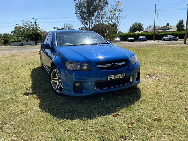 Used Holden Commodore VE II MY12 SS Moree, 2012 Holden Commodore VE II MY12 SS Blue 6 Speed Manual Sedan