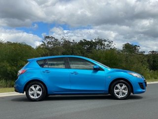 2010 Mazda 3 BL10F1 Maxx Activematic Blue 5 Speed Sports Automatic Hatchback