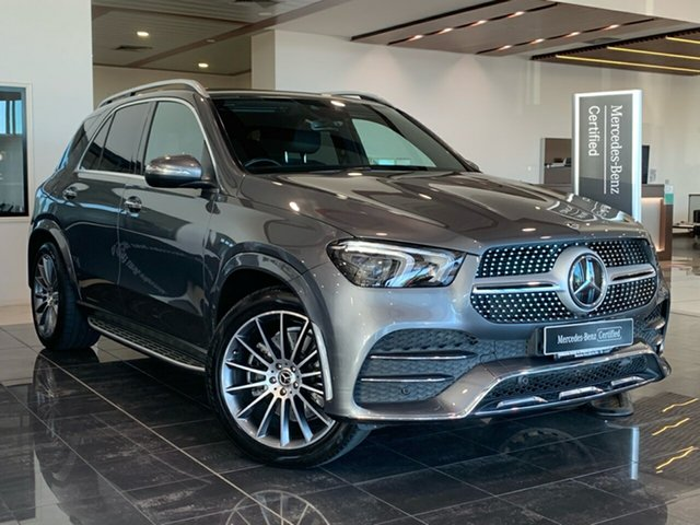 Used Mercedes-Benz GLE-Class V167 GLE300 d 9G-Tronic 4MATIC Hervey Bay, 2019 Mercedes-Benz GLE-Class V167 GLE300 d 9G-Tronic 4MATIC Grey 9 Speed Sports Automatic Wagon
