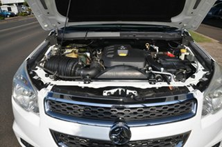 2013 Holden Colorado 7 RG LT (4x4) White 6 Speed Automatic Wagon