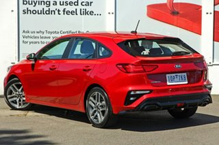 2019 Kia Cerato BD MY19 Sport Red 6 Speed Sports Automatic Hatchback.