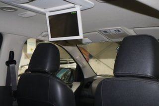 2016 Isuzu MU-X UC MY15 LS-T (4x2) White 5 Speed Automatic Wagon