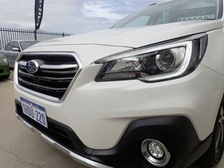2018 Subaru Outback B6A MY19 2.5i CVT AWD White 7 Speed Constant Variable Wagon