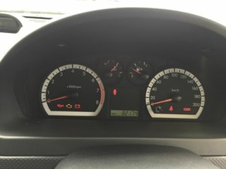 2011 Holden Barina TK MY11 Grey 4 Speed Automatic Sedan