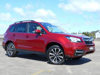 2017 Subaru Forester S4 MY17 2.5i-S CVT AWD Red 6 Speed Constant Variable Wagon.