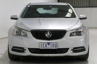 2015 Holden Commodore VF MY15 Evoke Silver 6 Speed Automatic Sportswagon