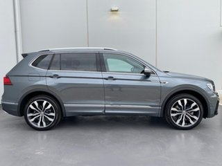 2020 Volkswagen Tiguan Platinum Grey Direct Shift.