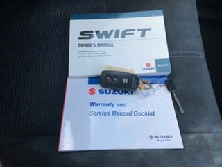 2010 Suzuki Swift RS415 RE4 Silver 5 Speed Manual Hatchback
