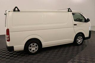 2016 Toyota HiAce KDH201R LWB French Vanilla 4 speed Automatic Van