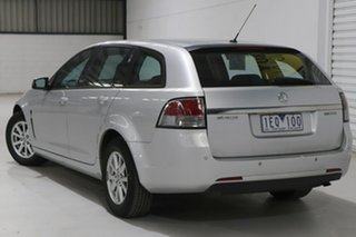 2015 Holden Commodore VF MY15 Evoke Silver 6 Speed Automatic Sportswagon.