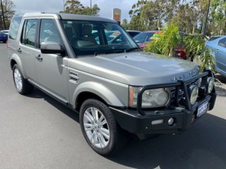 2009 Land Rover Discovery 4 MY10 3.0 TDV6 SE Gold 6 Speed Automatic Wagon