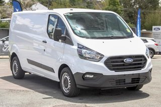 2019 Ford Transit Custom VN 2019.75MY 340L (Low Roof) Frozen White 6 Speed Automatic Van