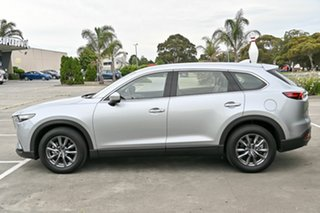 2020 Mazda CX-9 TC Touring SKYACTIV-Drive Sonic Silver 6 Speed Sports Automatic Wagon