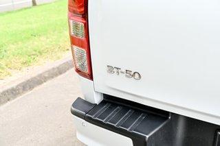 2020 Mazda BT-50 TFS40J Ice White Utility