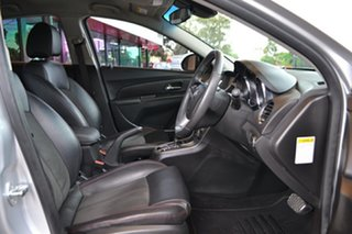 2016 Holden Cruze JH Series II MY16 SRI Z-Series Silver 6 Speed Sports Automatic Hatchback.