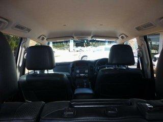 2009 Mitsubishi Pajero NT MY10 VR-X LWB (4x4) 5 Speed Auto Sports Mode Wagon