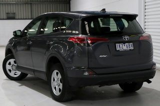2017 Toyota RAV4 ZSA42R MY17 GX (2WD) Grey Continuous Variable Wagon.
