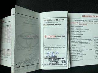 2007 Toyota Corolla ZRE152R Conquest Grey 4 Speed Automatic Sedan