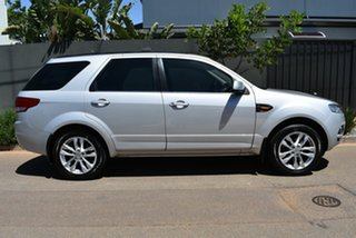 2011 Ford Territory SZ TS Seq Sport Shift Silver 6 Speed Sports Automatic Wagon