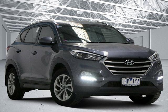 Used Hyundai Tucson TL Upgrade Active (FWD) Altona North, 2016 Hyundai Tucson TL Upgrade Active (FWD) Grey 6 Speed Automatic Wagon