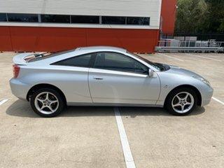 2004 Toyota Celica SX Silver 6 Speed Manual Liftback.