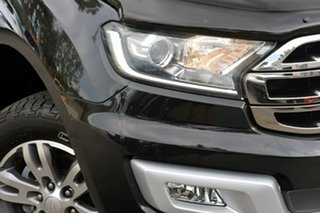 2016 Ford Everest UA Trend Black 6 Speed Sports Automatic SUV