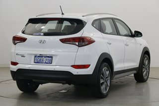 2017 Hyundai Tucson TL MY18 Active X 2WD Pure White 6 Speed Sports Automatic Wagon