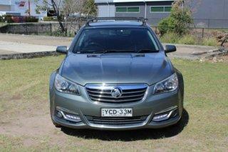 2015 Holden Calais VF MY15 Sportwagon Green 6 Speed Sports Automatic Wagon.