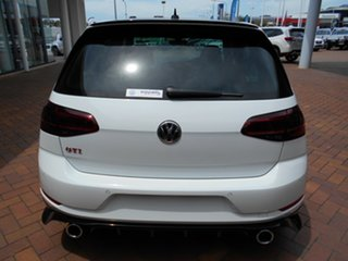2020 Volkswagen Golf 7.5 MY20 GTI TCR DSG Pure White 6 Speed Sports Automatic Dual Clutch Hatchback