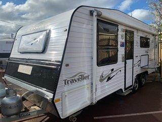 2010 Traveller Penthouse Caravan.