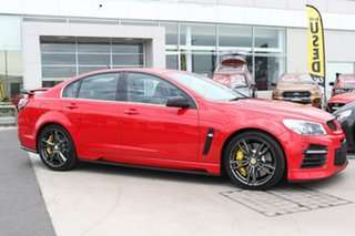 2016 Holden Special Vehicles GTS Gen-F2 MY16 Sting Red 6 Speed Sports Automatic Sedan.