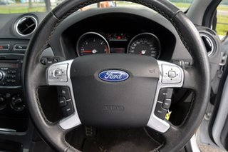 2013 Ford Mondeo MC LX PwrShift TDCi White 6 Speed Automatic Wagon