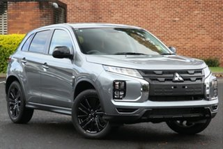 2020 Mitsubishi ASX XD MY21 MR 2WD Titanium Grey 1 Speed Constant Variable Wagon.