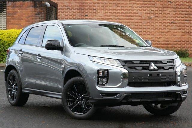 New Mitsubishi ASX XD MY21 MR 2WD Caloundra, 2020 Mitsubishi ASX XD MY21 MR 2WD Titanium 1 Speed Constant Variable Wagon