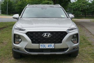 2020 Hyundai Santa Fe TM.2 MY20 Active X Typhoon Silver 8 Speed Sports Automatic Wagon.