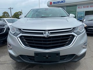 2017 Holden Equinox EQ MY18 LS+ FWD Silver 6 Speed Sports Automatic Wagon.