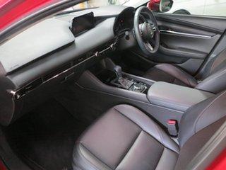 2019 Mazda 3 BP2SLA G25 SKYACTIV-Drive Astina Soul Red 6 Speed Sports Automatic Sedan