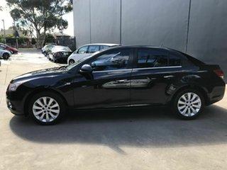 2014 Holden Cruze JH MY14 CDX Black 6 Speed Automatic Sedan