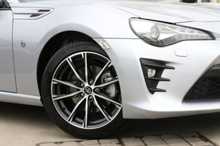 2019 Toyota 86 ZN6 GTS Silver 6 Speed Manual Coupe