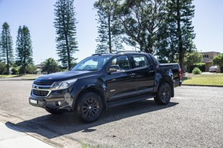 2017 Holden Colorado RG MY18 Z71 Pickup Crew Cab Black 6 Speed Sports Automatic Utility