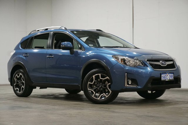Used Subaru XV G4X MY16 2.0i-S Lineartronic AWD Welshpool, 2016 Subaru XV G4X MY16 2.0i-S Lineartronic AWD Blue 6 Speed Constant Variable Wagon