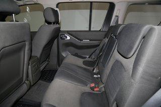 2013 Nissan Pathfinder R51 MY10 ST Black 6 Speed Manual Wagon