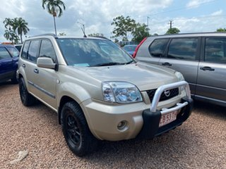 2007 Nissan X-Trail T30 II MY06 ST Gold 5 Speed Manual Wagon.