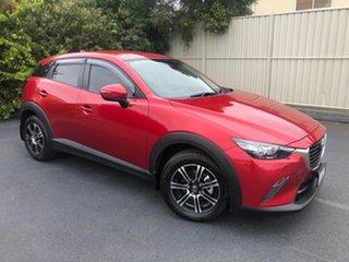 2017 Mazda CX-3 DK2W7A Neo SKYACTIV-Drive Red 6 Speed Sports Automatic Wagon.