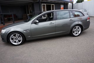 2011 Holden Commodore VE II Omega Sportwagon Alto Grey 6 Speed Sports Automatic Wagon.