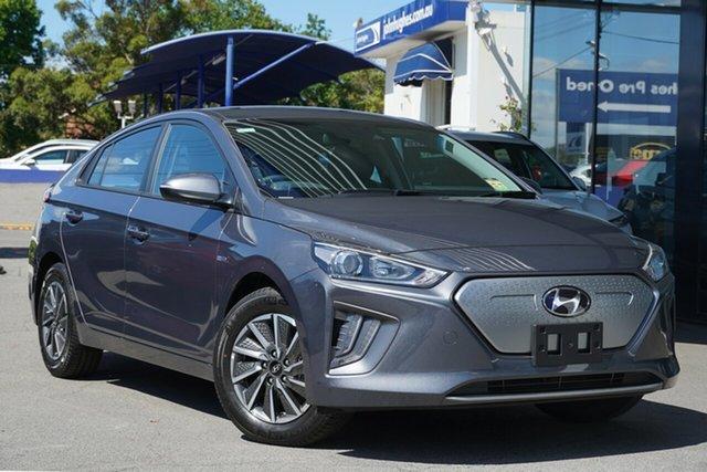 New Hyundai Ioniq AE.3 MY20 electric Elite Victoria Park, 2020 Hyundai Ioniq AE.3 MY20 electric Elite Iron Gray 1 Speed Reduction Gear Fastback