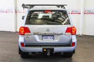 2012 Toyota Landcruiser VDJ200R MY12 Altitude (4x4) Shimmer 6 Speed Automatic Wagon