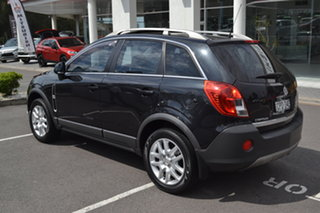 2013 Holden Captiva CG MY13 5 LT Black 6 Speed Manual Wagon
