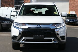 2020 Mitsubishi Outlander ZL MY21 ES 2WD White 5 Speed Manual Wagon